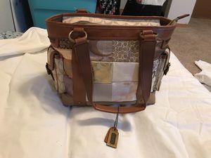 Medium size Coach purse for Sale in Wichita, KS