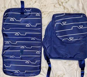 Brand New!! VineYard Vines Diaper Bag + Changing Pad for Sale in Hawthorne, CA