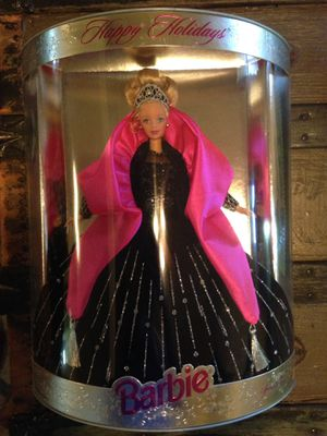 Barbie happy holidays special edition 1998 for Sale in Richmond, TX