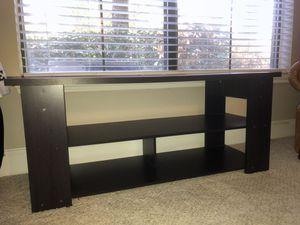 Black TV stand for Sale in Dallas, TX