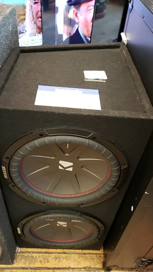 Kicker Car Speakers for Sale in Chicago, IL