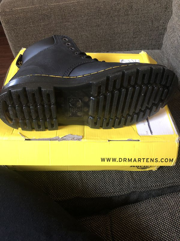 Dr. Martin Work Boots