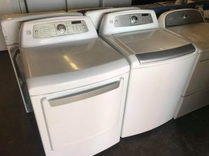 Kenmore Elite Top Load Washer and Dryer Set!!! for Sale in Ontario, CA