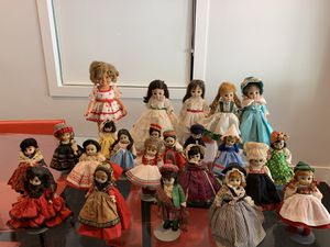 Madame Alexander doll collection lot - 1970s for Sale in Los Angeles, CA