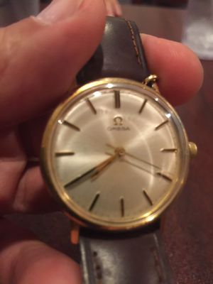 Vintage Original Omega Watch earliest 70' for Sale in Miami Beach, FL