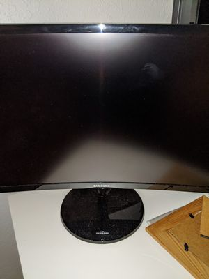 "Samsung 24"" Curved LED Monitor for Sale in Largo, FL"