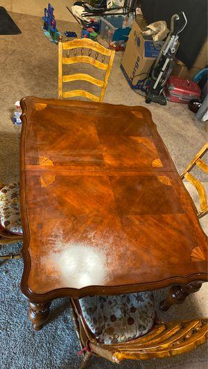 Dinner table for Sale in Haymarket, VA