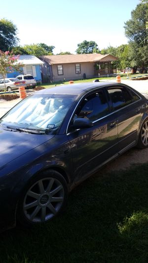 2004 audi a4 for Sale in San Marcos, TX