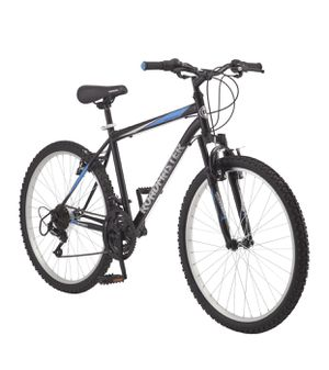 Roadmaster Granite Peak Men's Mountain Bike Black & Blue for Sale in Hialeah, FL