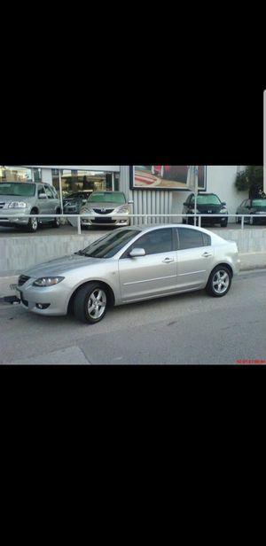 Mazda 3 2004 to 2009 parts for Sale in Huntington Park, CA