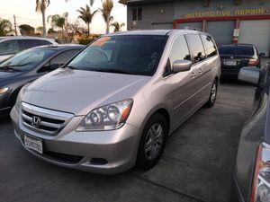 2006 Honda Odyssey EZ CREDIT MUY FÁCIL DE LLEVAR/EZ CREDIT *323*560*18*44* 4814 GAGE AVE BELL Ca for Sale in South Gate, CA