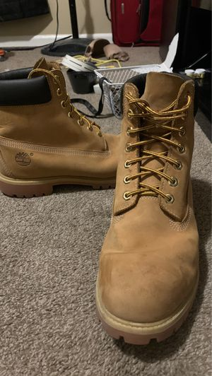 Timberlands 11&1/2 men's 6 inch premiums for Sale in Olathe, KS