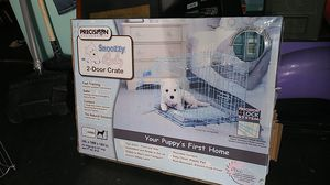Small dog crate for Sale in Indianapolis, IN