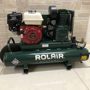 Rolair 4090HK17 5.5 HP 9 Gal. Single Stage Portable Air Compressor for Sale in Oakland Park, FL