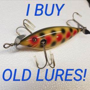 Fishing lures wanted for Sale in Johnson City, NY