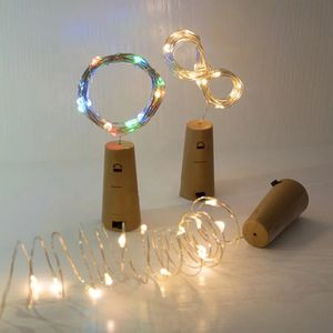 Multicolor Cork LED String Lights for Sale in Paradise Valley, AZ