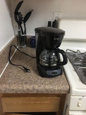 MR COFFEE MAKER for Sale in Gaithersburg, MD