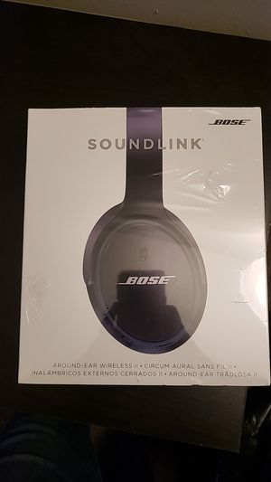 Bose sound link 2 (very light use) for Sale in Marietta, GA