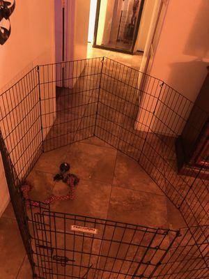 Large dog pen, dog cage for Sale in Laveen Village, AZ