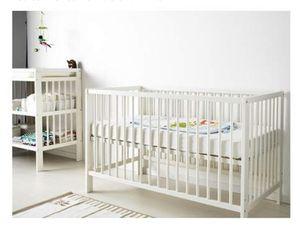IKEA versatile White Baby Crib for Sale in Smyrna, GA