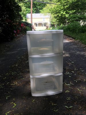 Clear storage container for Sale in Wellesley, MA