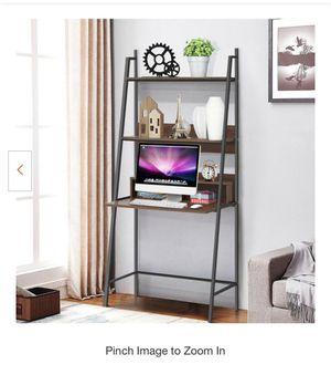 "Computer Desk- Rectangular 33"" Polar Brown Wood for Sale in Los Angeles, CA"