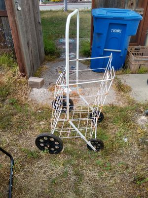 Shopping basket for Sale in Arroyo Grande, CA