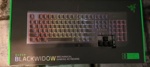 Razer Blackwidow Chroma RGB Keyboard for Sale in Jonesboro, GA