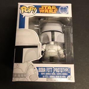 Funko Pop - Star Wars - Boba Fett Prototype for Sale in San Antonio, TX