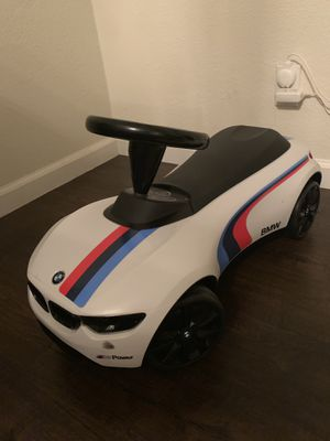 BMW M MOTORSPORT BABY RACER III Push Car Toy for Sale in San Jose, CA