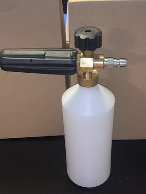 Pressure Washer Foam Cannon for Sale in Hollywood, FL