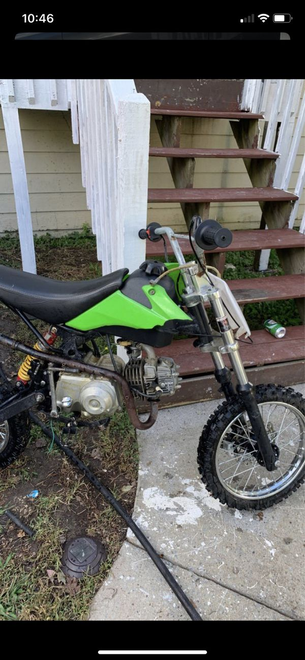 Coolster125cc Dirt bike