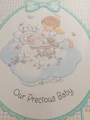 Precious Baby Moment - Baby 1st Year Album for Sale in Pomona, CA
