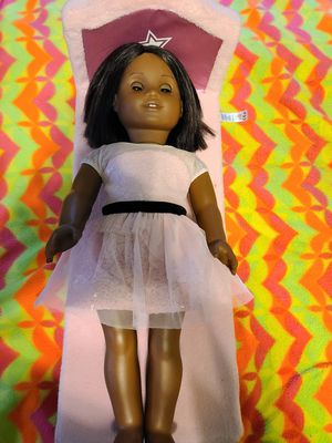 American girl doll plus more all as a set for Sale in Norfolk, VA