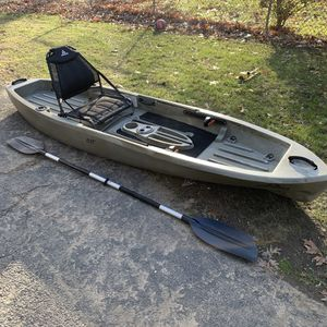 Ascend 10T Sit-on Kayak for Sale in Springfield, MA