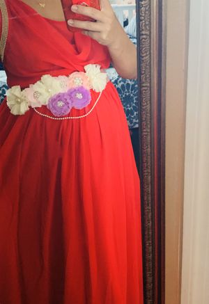 Maternity photo dress for Sale in Royal Palm Beach, FL