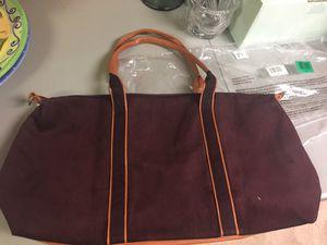 Weekender duffel bag for Sale in Bloomington, MN
