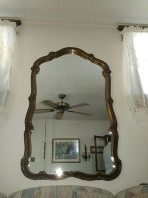 Beautiful hanging mirror for sale 28 x 44 for Sale in St. Louis, MO