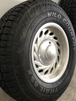 Like New 265/75R16 for Sale in North Bend,  WA