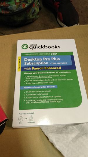 Quickbook for Sale in Vallejo, CA