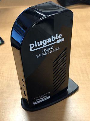 Plugable USB-C Triple Display Docking Station 4K for Sale in Phoenix, AZ