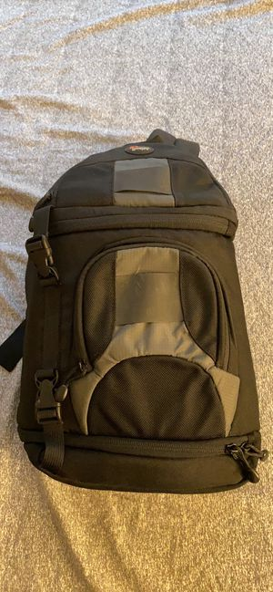 Camera back pack for Sale in Portland, OR