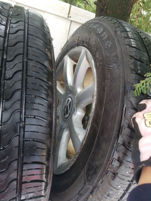 Volkswagon passat factory rims for Sale in Worcester, MA