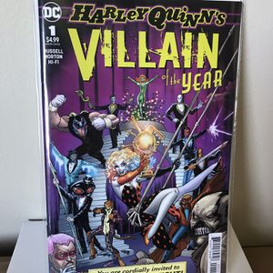 DC Comic Book: Harley Quinns - Year Of The Villain #1 One-Shot for Sale in Richmond, CA
