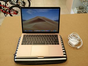 "Apple MacBook Air 13.3"" Retina Display Intel Core i5 8GB 128GB Gold for Sale in Boca Raton, FL"