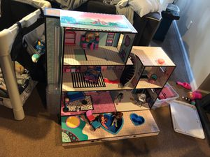 Lol doll house for Sale in Royal Oak, MI