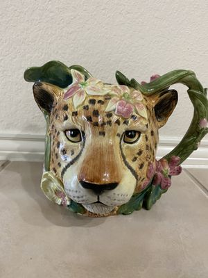 Fitz and Floyd pitcher for Sale in Fort Worth, TX