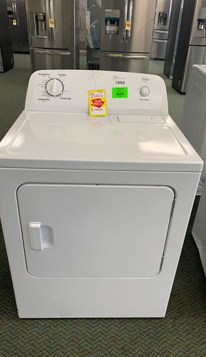 New!! Roper RED4516FW ELECTRIC DRYER 3UAQ for Sale in Burbank, CA