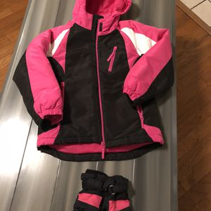 Girls Children's Place Ski Coat for Sale in Edmond, OK