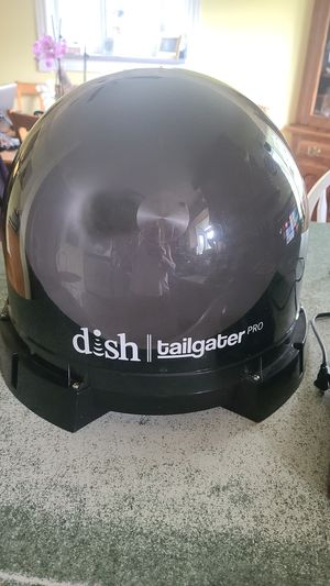Dish TAILGATER Pro King for Sale in Pittsburgh, PA
